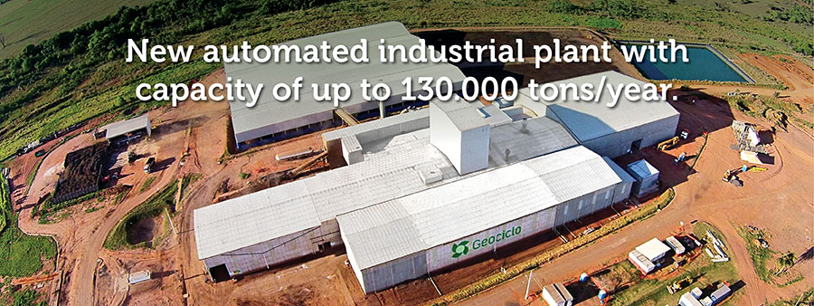 New Industrial Plant